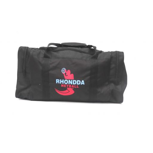 Rhondda Netball Kit Bag