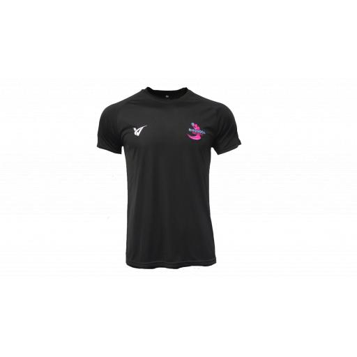 Rhondda Netball Polyester T- Shirt