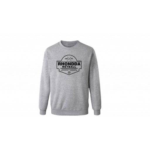Grey Authentic Wear Jumper