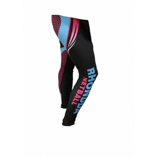 Rhondda Netball Leggings
