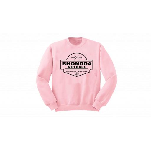Pink Authentic Wear Jumper