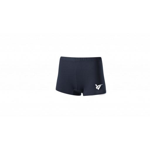 Junior Netball Undershorts - Navy