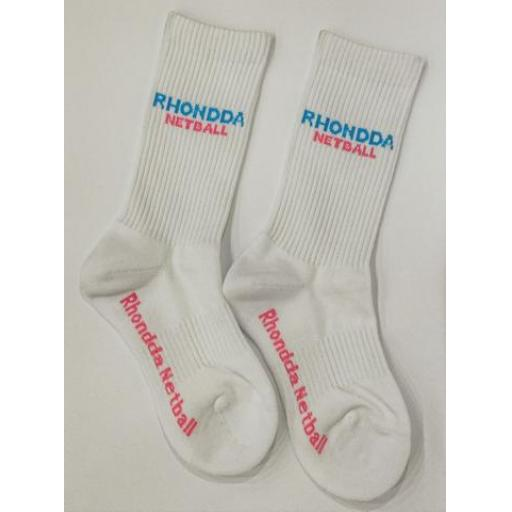 Rhondda Netball Socks