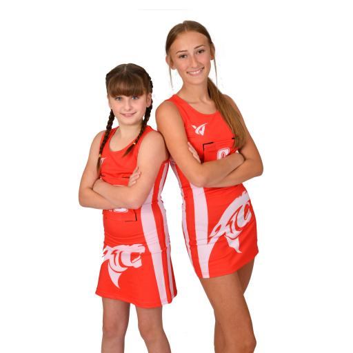 Tonypandy Netball Dress