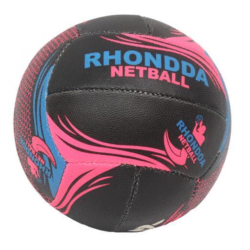 Rhondda Netball Ball