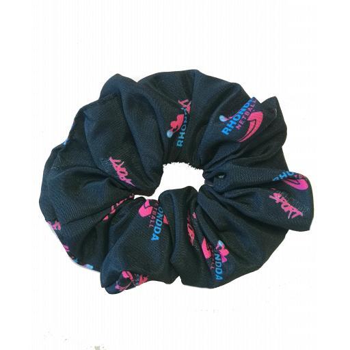 Rhondda Netball Scrunchie